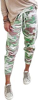BerryGo 女士休闲高腰绒面皮紧身带口袋长裤
