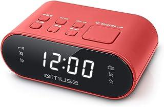 Muse M-10 收音机闹钟 带 LED 显示屏MUS3700460206697