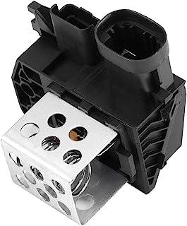 DEWIN风扇电机电阻器,加热器风扇电阻器风扇电机电阻器,兼容 C1 C4 Xsara 107 206 307 Partner 9673999880