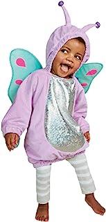 婴儿幼儿中性款动物主题毛绒连帽连帽,带动物精神兜帽
