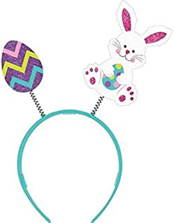 amscan 399652 复活节兔子和蛋头 Bopper - 30cm-1 件,均码