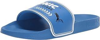 PUMA 儿童 Sega Leadcat Sonic Slide 凉鞋