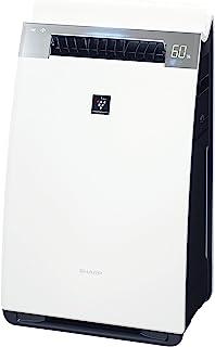 SHARP 夏普 Plasmacluster 加湿空气净化器 等离子簇25000 高等级 21叠/空气净化 34叠 自动清洁2018款 白色 KI-JX75-W