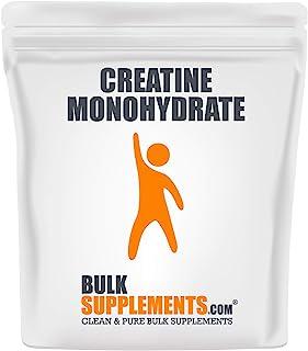 creatine monohydrate powder micronized bulksupplements   99.99100% 纯高性能配方   PRE/户外健身健美/crossfit 补充剂适用于 EXTREME 肌肉建筑...
