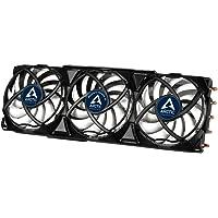 ARCTIC Accelero Xtreme III - AMD/NVIDIA 显卡冷却器,预贴MX-4热膏,包括三个…