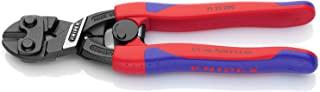 KNIPEX 71 32 200 舒适握把省力断线钳,带槽口和弹簧