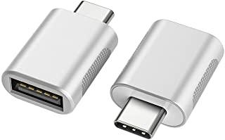 Noda USB转接头,银色