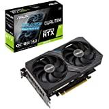 ASUSTek DUAL NVIDIA GeForce RTX 3060 Ti 搭载显卡 OC / PCIe 4.0…