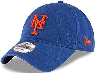 New Era 纽约大都会队 Core Classic 9Twenty 可调节棒球帽蓝色 11417785
