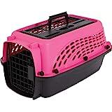 Petmate Two Door Top Load 19-Inch Pet Kennel, Pearl Honey Ro…