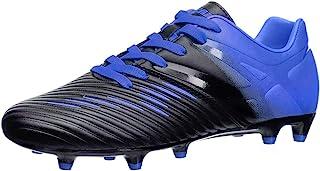 Vizari Kid's Liga FG 黑色/蓝色
