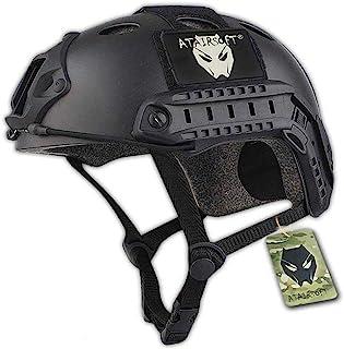 ATAIRSOFT PJ 型战术彩弹气枪快速头盔
