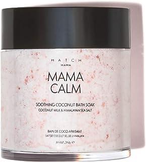 HATCH Mama - 天然MAMA CALM 舒缓椰子沐浴   *,植物衍生,Mama-Safe (10 盎司   184 克)