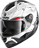 Shark 摩托车头盔 RIDILL 1.2 MECCA S HE0537EWKRS