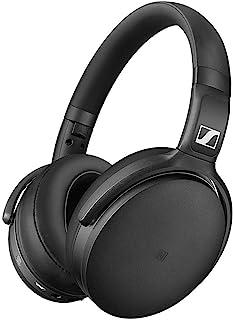Sennheiser 森海塞尔 HD 4.50特别版,带有源噪音消除功能的耳罩式无线耳机,哑光黑色