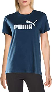 Puma ESS 品牌标志女士 T 恤