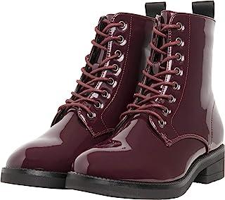 Urban Classics 女士蕾丝战斗靴