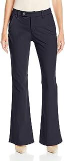 Lee 女式现代系列中腰修身梦裤 Ashlyn 微喇裤