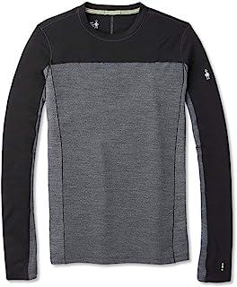 Smartwool 男式 Merino Sport 250 长袖圆领 T 恤
