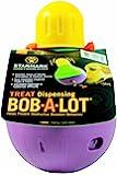 StarMark Bob-A-Lot 互动狗狗玩具 yellow/green/purple 大