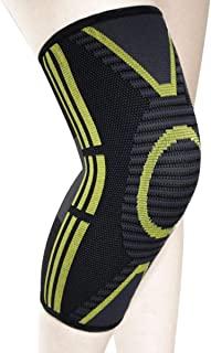 压缩护膝,1 双,男女*佳护膝支撑,适用于*、ACL、跑步、*缓解、受伤恢复、篮球等运动(2020)