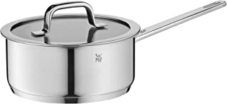 WMF Compact Cuisine 20 cm 深煮锅 3.3 L Cromargan 抛光不锈钢感应秤可堆叠