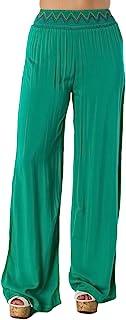Alki'i 女式彩色褶皱裤