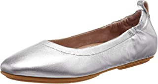 FitFlop Allegro 女士皮革芭蕾平底鞋