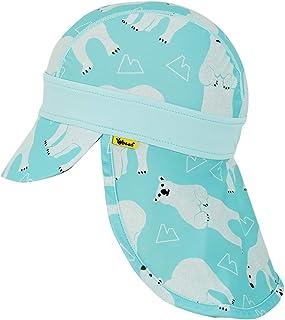 YOBAAF UPF 50+ 婴幼儿翻盖*泳帽
