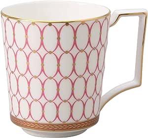 Wedgwood 文艺复兴金系列 马克杯 粉色 5C107408922