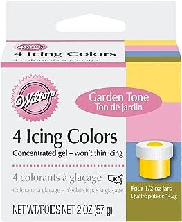 Wilton Garden Tone 4 件套彩色套装 [厨房]