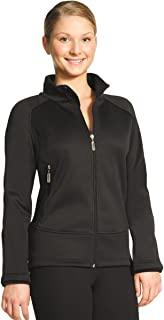 Mondor 黑色超细纤维羊毛修身夹克 4730