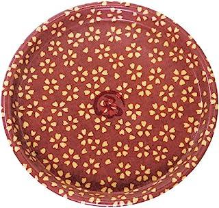 HAKOYA布贴硅胶『和布』 樱花 直径10cm 55091