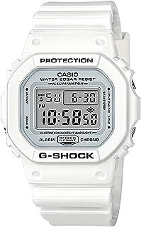 Casio 卡西欧 G-Shock DW5600MW-7 海洋 白色 中性手表