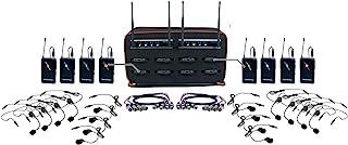 VocoPro MIB-QUAD-8 8 8 通道 UHF 无线系统 袋装MIB-QUAD-8 BODYPACK MIB-QUAD-8 BODYPACK