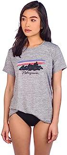Patagonia 女式 W's Cap 酷炫日常图案衬衫 T 恤