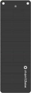 STOTT PILATES 豪华普拉提垫,带有垫圈(石墨)0.6 英寸/15 毫米