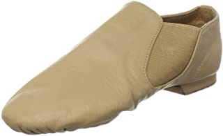 Sansha Moderno 皮革一脚蹬爵士鞋