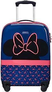 Samsonite 新秀丽 Disney Ultimate 2.0 - Spinner S 儿童行李箱, 54.5 cm, 33 L Blau (Minnie Neon) S (54.5 cm - 33 L)