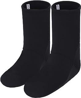 3 毫米氯丁橡胶水袜透气水上运动鞋热沙滩浮潜游泳帆船潜水袜防滑潜水潜水潜水服弹性泳池帆船冲浪皮划艇袜男式女式