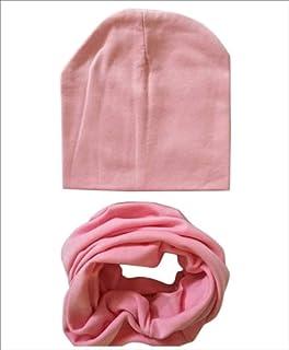 micia luxury(米西亚奢华) 2件套 儿童 棉质围脖 soild pink