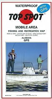 顶点钓鱼地图 从移动湾到杜邦岛