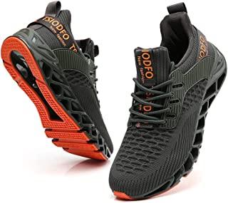 TSIODFO 女式运动跑步散步鞋跑步慢跑运动鞋