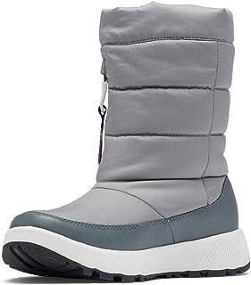 Columbia 哥伦比亚 女士 Paninaro Omni-Heat 懒人雪地靴