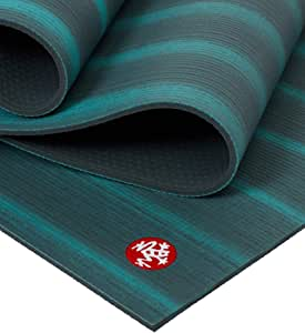 Manduka PRO Yoga Mat – Premium 6mm Thick Mat, Eco Friendly, Oeko-Tex Certified, Chemical Free, High Performance Grip, Ultra Dense Cushioning for Support and Stability in Yoga, Pilates, Gym and Fitness
