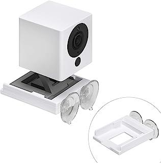 支架带双吸盘,允许 360 度旋转 – 与不锈钢、玻璃、镜子和光滑表面相连(1 个支架)
