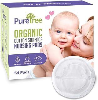 PureTree *棉表面一次性哺乳垫 2 Boxes --108 Pads