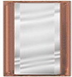 Hickory Manor Accent 镜子,26 英寸,古董金色