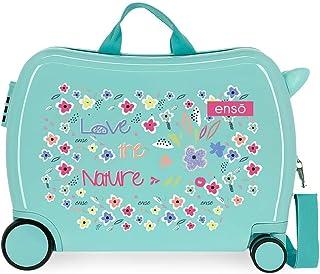 Enso Love The Nature 儿童箱,50x39x20厘米 蓝*() 50x39x20 cms