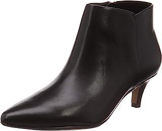 Clarks 女士Linvale Sea Sling Back高跟鞋